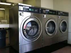 Laundromat Equipment
