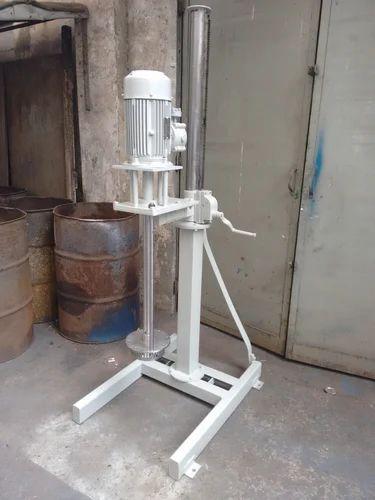 High Speed Homogenizer & Emulsifier
