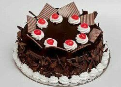 Chocolate Black Forest Cake At Rs 449 Piece Black Forest Cake