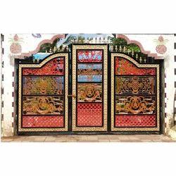 Cast Iron Designer Main Gate