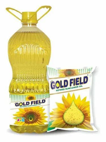 Gold Field Refined Sunflower oil