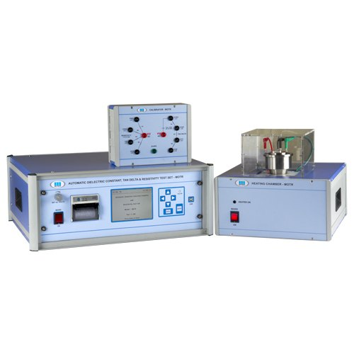 Automatic Oil Tan Delta & Resistivity Kit - MOTR