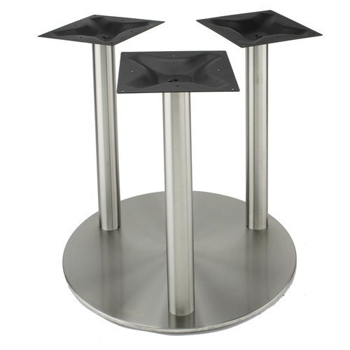 stainless steel table base at rs 2500 /piece | stainless steel table