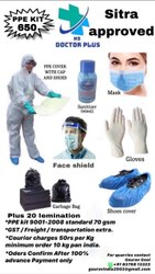 Corona Virus Protection Uniform PPE Kit