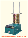 Spring Type Sieve Sheker Vibration Machine