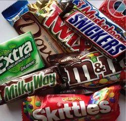 Twix, Bounty, Snickers, Joy Chocolate Candies, Milka, Oreo, M&M, Kit Kat ON SALE
