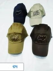 Trendy Sports Embroidery Caps Nad Hats, Code 171