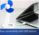 Folding Table USB Fan