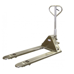 Heavy Duty Pallet Truck - Stainless Steel