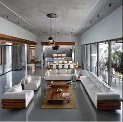 Teak Wood Luxury Sofa