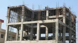 Concrete Frame Structures Residential Building Construction Services