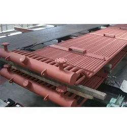 Red Oxide, Hr Black Mild Steel Water Wall Panels for Boilers, Tubular, Capacity: Up To 80 Tons