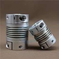 Metal Bellow Couplings With Flange Adopter