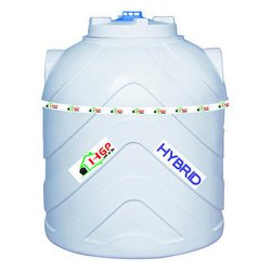 Insulated Plastic Water Storage Tanks