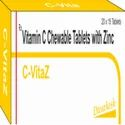 Vitamin C Chewable Tablets With Zinc