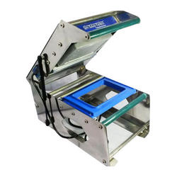 PET Tray Sealing Machine