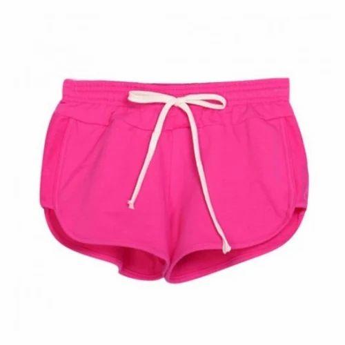 Ladies Pink Short c44ef6ffda