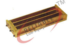 Shrinkage Bar Mould (Three Gang): RLE-104