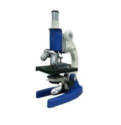 Standard Steel White Student Microscope, St01
