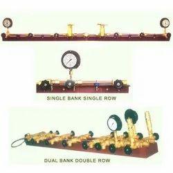 Multi Gas Cylinder Manifold