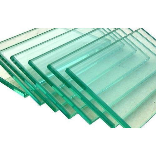 Plain 12 Mm Clear Tempered Glass