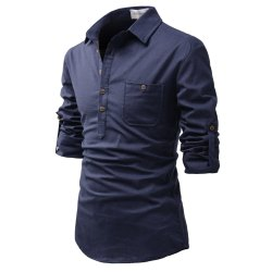 Edinwolf Men Designer Shirt