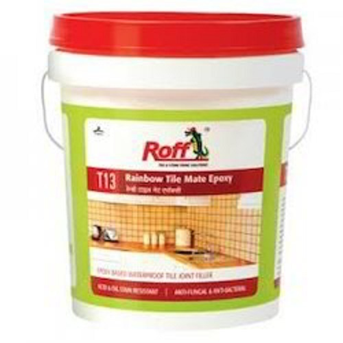 Roff Epoxy Grout 5 Kg Rs 3000 Unit Sagar Green