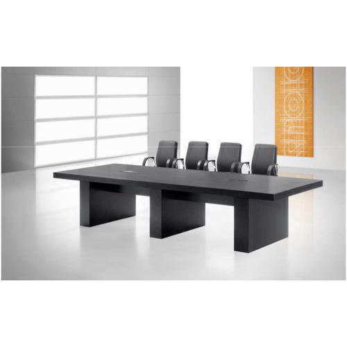 Black Plywood Conference Table Size X Feet Rs Piece - 10 x 4 conference table