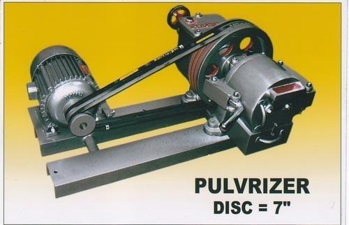 Industrial Pulverizer - Laboratory Pulverizer Manufacturer from Delhi