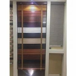 Multicolor PVC Venetian Vertical Blinds, For Home, Packaging Type: Packet
