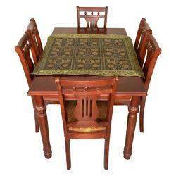 Stylish Brocade Silk Table Runner 104