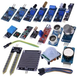 16 in 1 Modules Sensor Kit Project Super Starter Kits