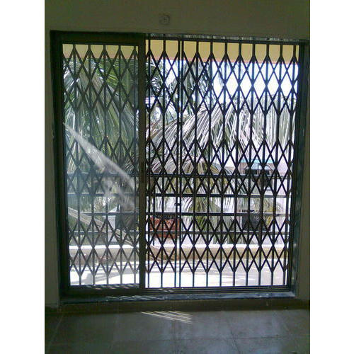 MS Collapsible Gate