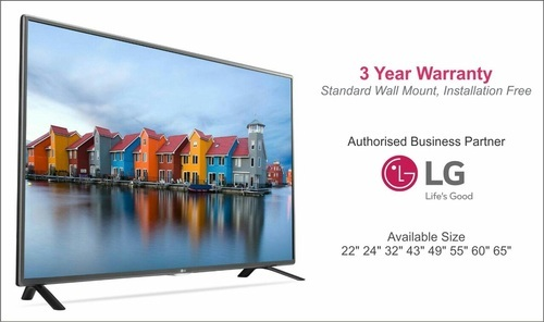 Commercial LED TV, Screen Size: 65 Inch, Jay Ambe Computer