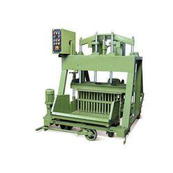 6 Blocks making Machine - Hydraulic - Triple Viberator