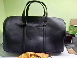 Leather lagguage bag
