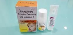 Amoxicillin and Potassium Clavulanate Oral Suspension