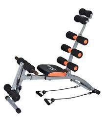 Six Pack Fitness Equipment