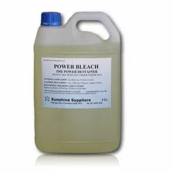 Liquid Bleach (NaOCl), 5 L Can, CAS No- 7681- 52-9