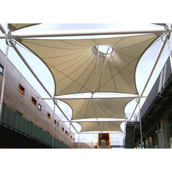 Commercial Tensile Structure