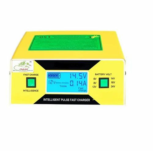 Automatic Industrial Battery Charger