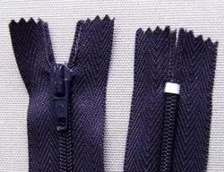 Nylon No 3 Close End Zippers