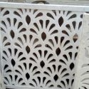 Modern Outdoor Marble Jali