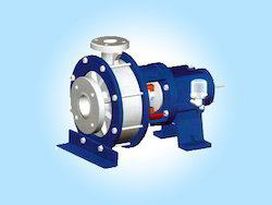 Horizontal Plastic Chemical Pumps