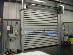 Aluminum High Speed Doors