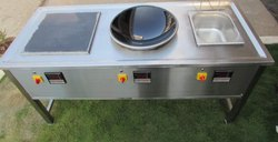 Multi Zone Cooking Induction