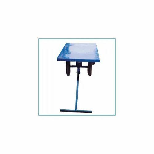 Mild Steel Manual Brick Trolleys