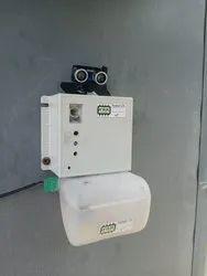 Non Contact Temperature Scanner