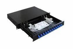 19 Rack Mount LIU for Fiber Termination