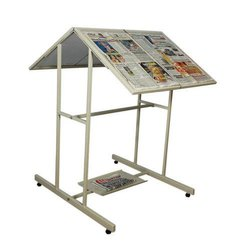 Newspaper Reading Stand